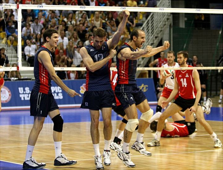 Men's Volleyball: 2012 Norceca Olympic Qualification ...